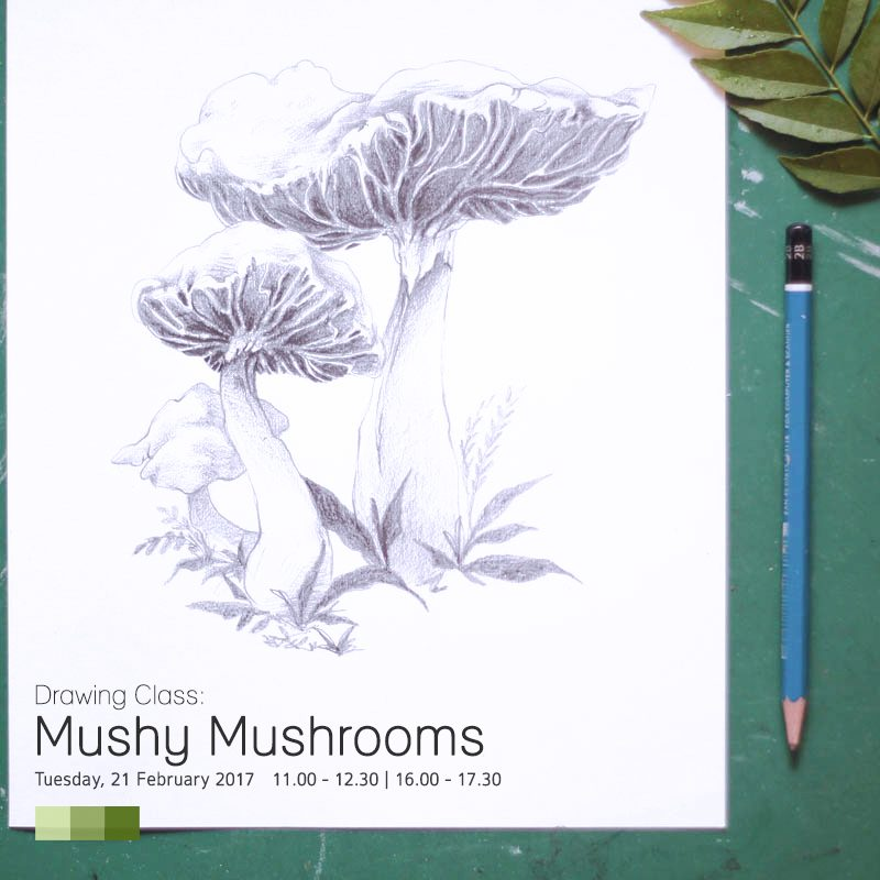 FEB WEEK 3-MUSHROOMS